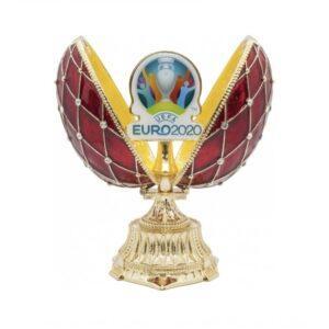 Яйцо пасхальное UEFA EURO 2020